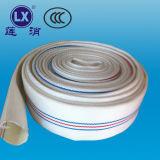 Anti-Abrasion revestidas de borracha de Controle de Incêndio de PVC coloridos
