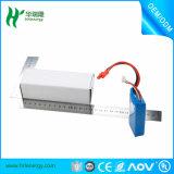 dispositivo d'avviamento di salto dello Litio-Ione di tasso alto di 1100mAh 7.4V