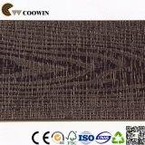 Decking de madeira novo desenvolvido Coowin da grão 3D de Qingdao
