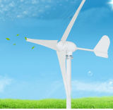 Turbina da energia de vento/gerador de vento horizontais