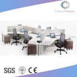 Oficina modificada para requisitos particulares de la fábrica Oficina ejecutiva elegante de los muebles