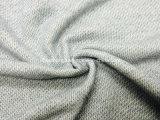 CVC 스웨터를 위한 테리 프랑스 C/T75/25 275GSM Yarn-Dyed 혼합 뜨개질을 하는 직물