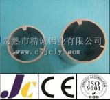 6000series em alumínio de oxidação de prata, Iindustrial perfil de alumínio (JC-P-84052)
