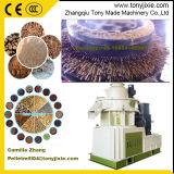 Longue durée de vie 1.5-2T/H machine à granulés Granulés de bois de la biomasse appuyez sur