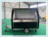 De Aanhangwagen van de Caravan Minishopping van de fabriek direct