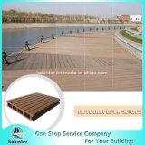 Decking тимберса WPC пляжа деревянный Отказ-Упорный водоустойчивый