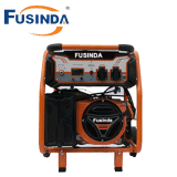 Piccolo generatore di potere portatile domestico della benzina/benzina di uso 5kw Fe6500e