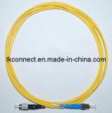 Fábrica china FC/St Sm Cable de conexión de fibra óptica