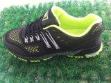 Ботинки обуви способа высокого качества Kpu идущие