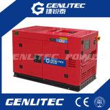 10kVA de super Stille Diesel Generator met Water koelde de Dieselmotor van 2 Cilinder