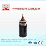 cavo elettrico isolato XLPE di potere di rame del conduttore 450/750V