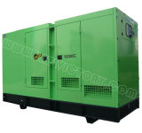 gerador Diesel silencioso da potência de 360kw/450kVA Perkins para o uso Home & industrial com certificados de Ce/CIQ/Soncap/ISO