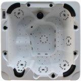Vente directe promotionnelle d'usine modèle baquet chaud autonome extérieur de STATION THERMALE de 128 gicleurs (M-3321A)