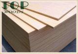 1220*2440 (4*8) 6/9/15/12/18mm álamos núcleo comercial de la chapa de abedul WBP pegamento de madera contrachapada con