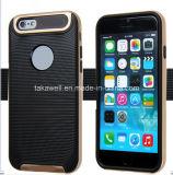 iPhone 6 Mobile Cover Case를 위한 호리호리한 Fit Hybrid TPU+PC Cell Phone Case