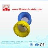 Bvr kupfernes isoliertes Kurbelgehäuse-Belüftung 300/500V und Nicht-Umhüllte elektrischen Draht