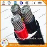 3 câble d'alimentation des faisceaux XLPE d'usine directe