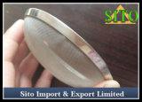 ステンレス鋼の金網のこし器またはステンレス鋼の金網フィルター