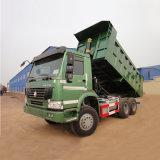 Sinotruk 336/371HP LHD/Rhd HOWO 6X4 팁 주는 사람 트럭 덤프 트럭