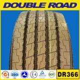 Оптовая самая дешевая двойная дорога затаврит 215 75 17.5 размером 215/75r17.5 автошины легкой тележки (DR785)