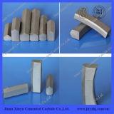 Solderende Uiteinden van het Carbide van het Deel van het Hulpmiddel van de Machines van de boring de Gebruik Gecementeerde