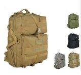 45L Molle 3p Assult táctico que acampa yendo de excursión el morral militar del bolso