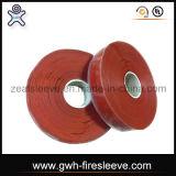 Fusion de bandes de ruban isolant de bandes de joint silicone sur le fil d'enrubannage, ruban adhésif en caoutchouc de silicone