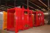 Elevador de estante y del piñón para la venta de Hstowercrane