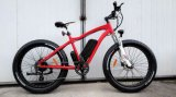 大きい力の脂肪質のタイヤの中断フォーク山の電気自転車