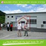 Entrepôt d'atelier de structure métallique de projet de la Slovénie