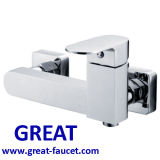 Латунный Faucet ливня ванной комнаты H59