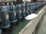 Qdx15-20-1.5f 정원 농장 전기 잠수할 수 있는 수도 펌프, 2HP (알루미늄 주거)