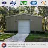 Sinoacme 조립식 가벼운 강철 구조물 건축
