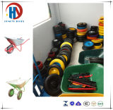 Carretilla de rueda de madera de la maneta del mercado de los E.E.U.U. y de la UE (WB7601)