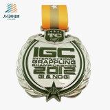 Personalizzare la medaglia domestica del ricordo di sport del Igc della decorazione dello smalto
