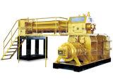 Ganga vacío máquina de ladrillos fabricados en China