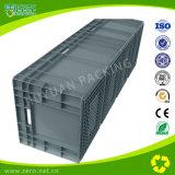Caixa do armazenamento, caixa movente, caixa plástica, armazenamento do armazém e mover-se