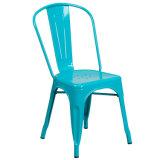 Металлические стулья деревенский ресторан стул стальной Vintage античном стиле флэш-Furn