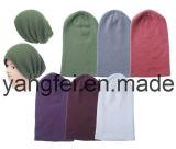 100%のアクリルの男女兼用の習慣によって編まれる帽子