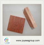Коммерческие Gurjun/Keruing деревянные поверхности задней панели фанера