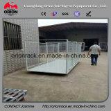 مستودع تخزين سوقيّة معدن قفص فولاذ لفّ وعاء صندوق