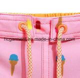 Розовый цвета секса износ пляжа быстро сухой, краткости доски для женщин/повелительницы