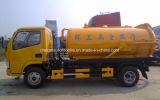 prezzo cubico del camion delle acque luride di aspirazione dei 3 - 4 tester