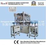 Linha de produção automática do elevado desempenho para a ferragem plástica