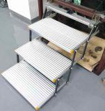 certificat CE étape manuel pliant avec trois étapes peut charger 250 kg