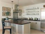 2016 Welbom Quartz Bancada Mobiliário de cozinha de alta qualidade