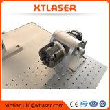 Fibra 10W, 20W, 30W, máquina portátil da marcação do metal do laser 50W para o ouro de 1mm, cobre, bronze