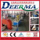 Belüftung-Rohr-Strangpresßling-Zeile Belüftung-Rohr-Produktionszweig