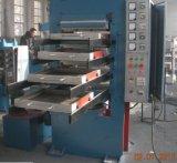 Telhas de assoalho de borracha que fazem a máquina (XLB-D550*550*4)