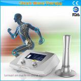 Portable Machine Shockwave onde de choc les appareils de thérapie pour l'Orthopédie